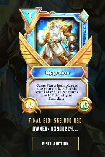 GodsUnchained mystic titan