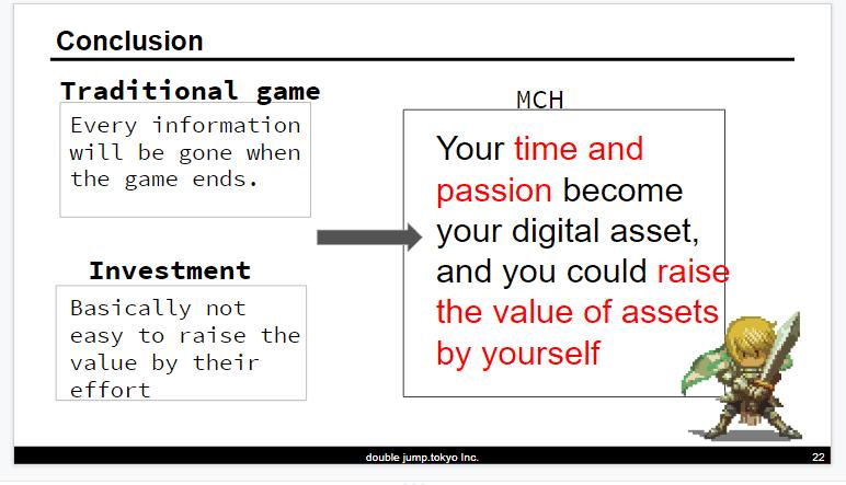 MCH conclusion