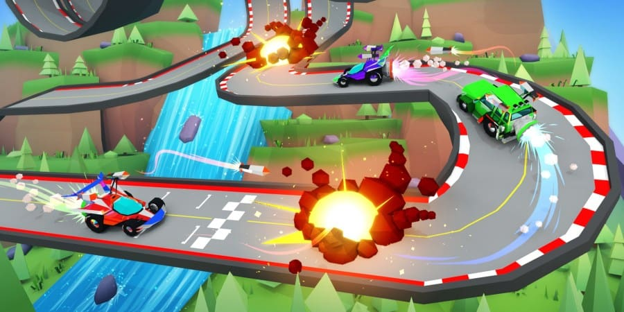 Battle Racers Early Access