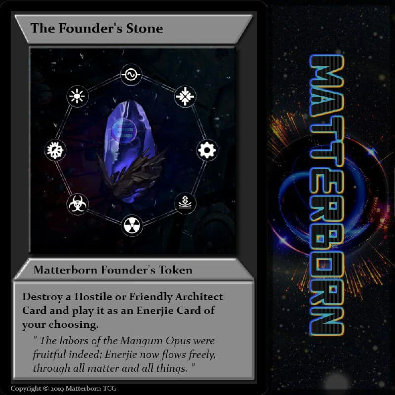 Matterborn Founderstoken