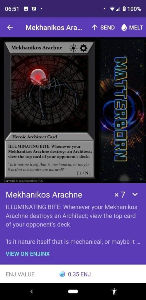 archane matterborn