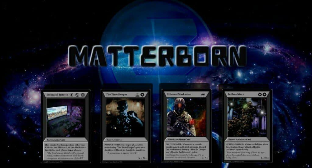 matterborn banner