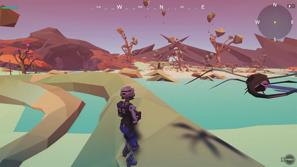space misfits game