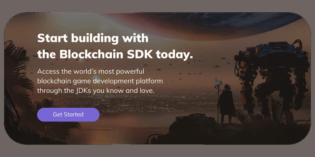 start building sdk todaty