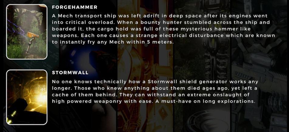 AoR multiverse items