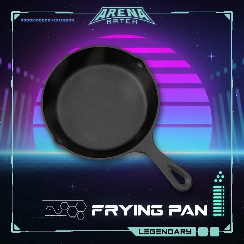 PUBG fryingpan