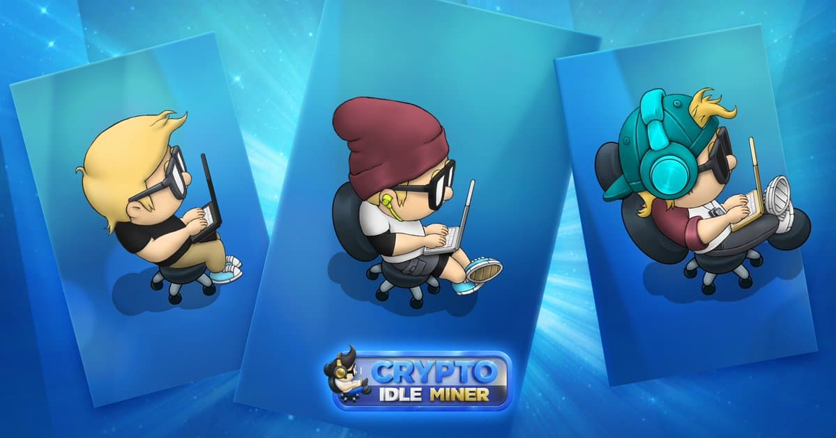 Crypto Idle Miner: Hora Token Released & New Content! - eGamers io