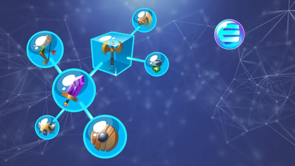 the best gaming cryptocurrencies  Enjin coin multiverse games