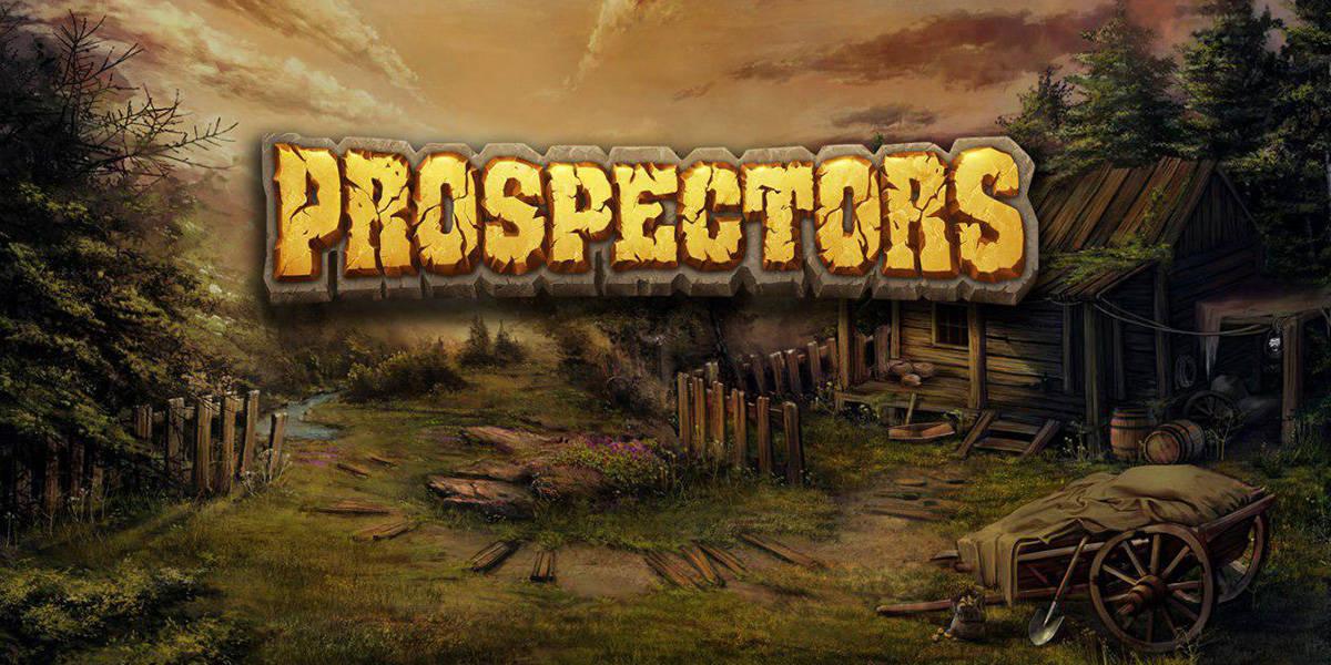 Prospectors blockchain game eos
