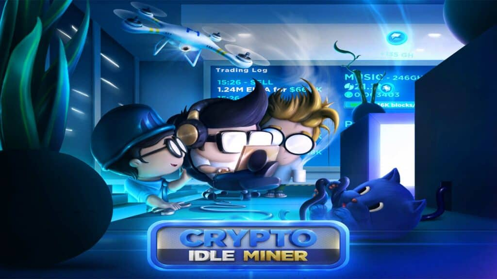 Crypto Idle Miner GIVEAWAYWARZ 19 07 209