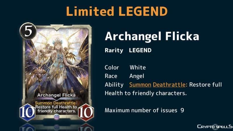 Cryptospells archangel