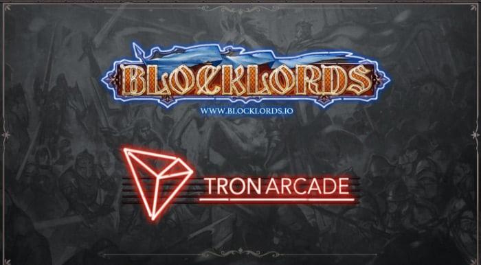 blocklords tron arcade