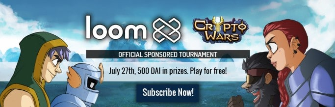 cryptowars tournament loom