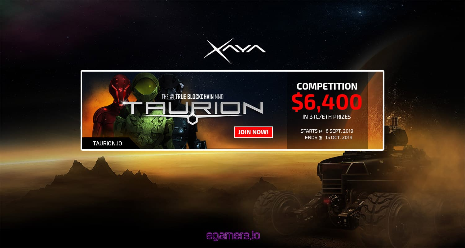 taurion competition
