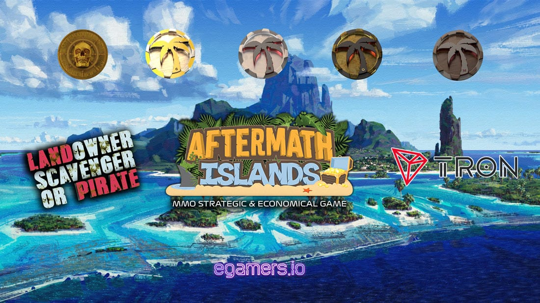 Aftermath islands - your next favorite tron game