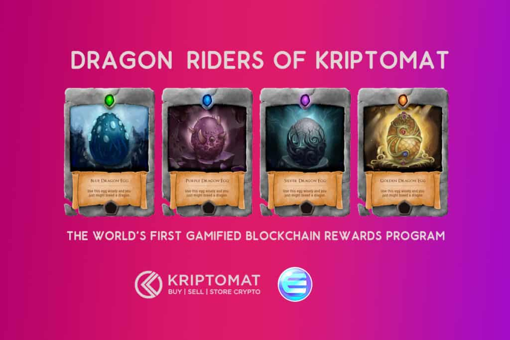 Dragon Riders of Kriptomat