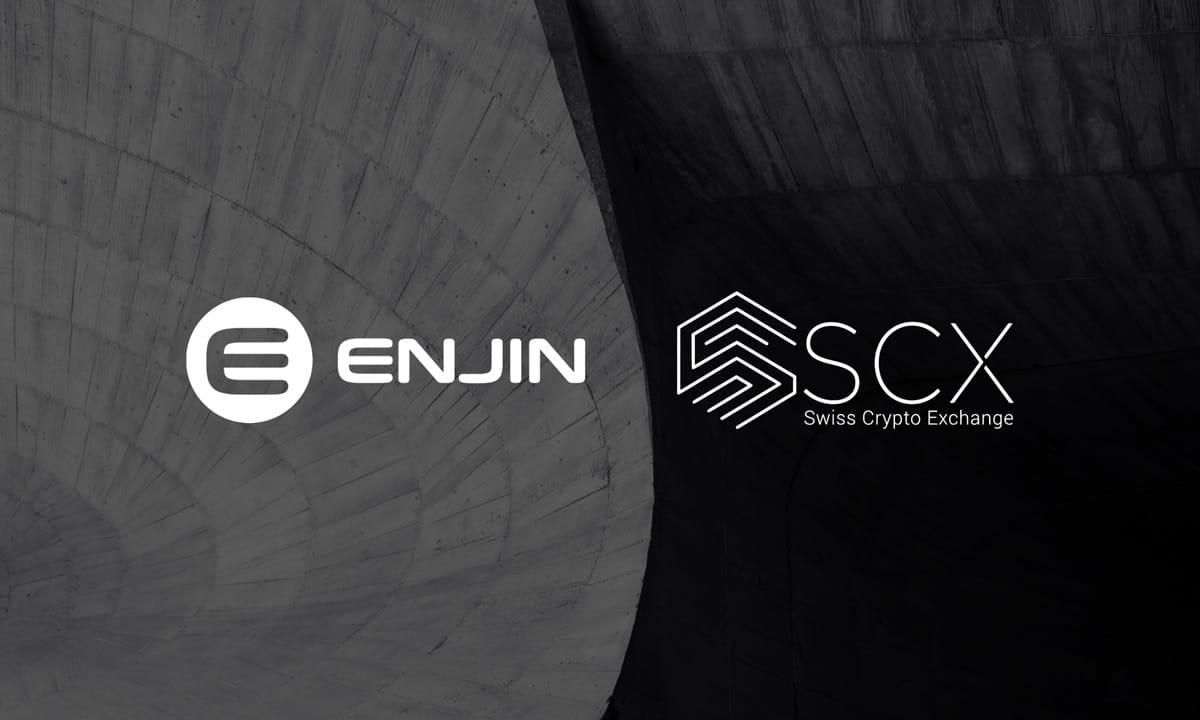 enjin sxc partnership