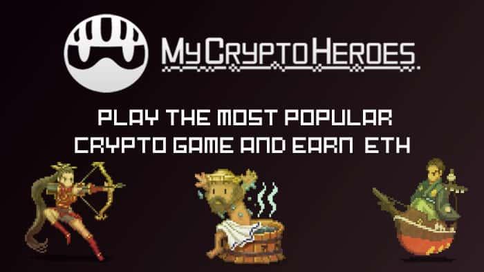 mycryptoheroes egamers banner playnow