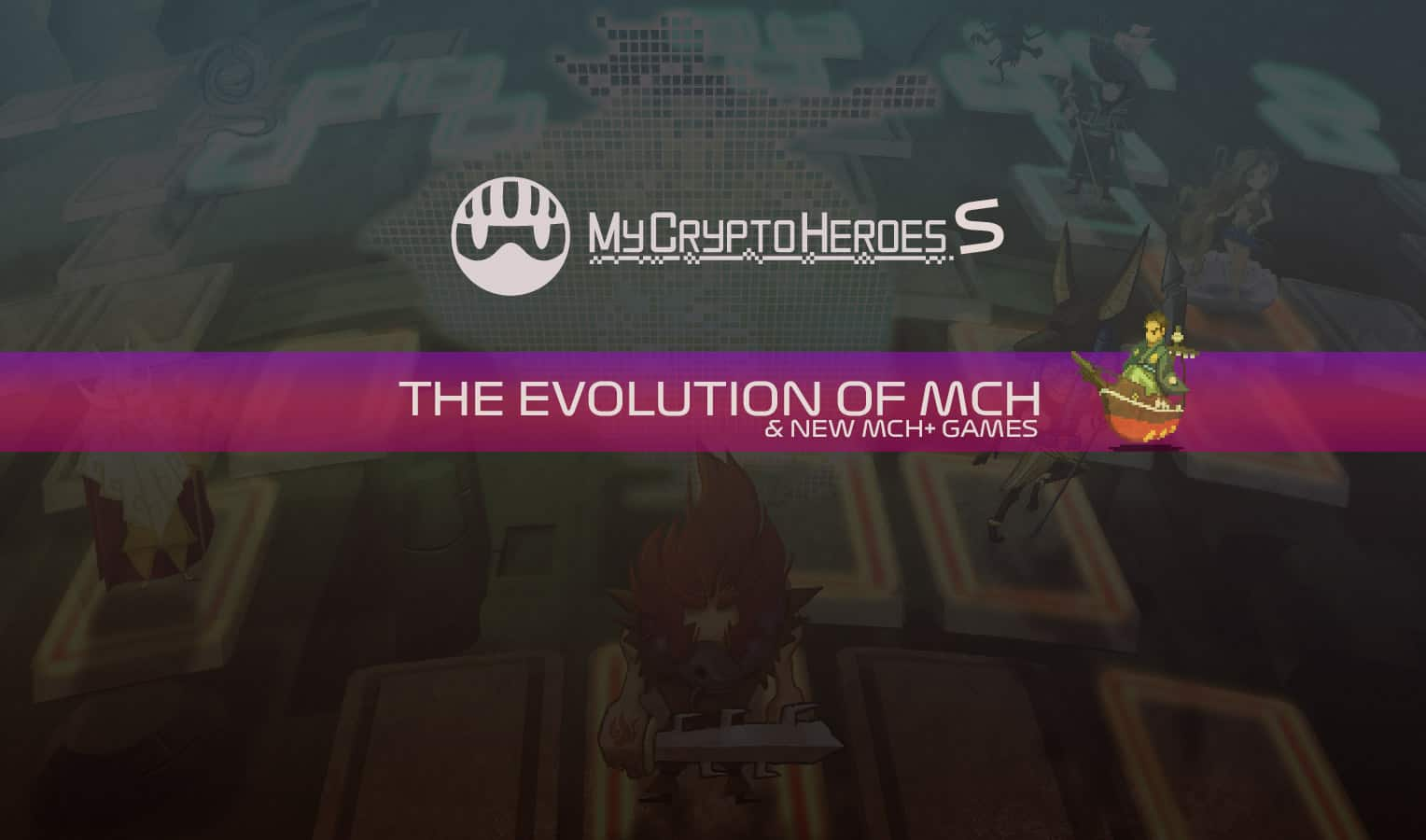 mchs mycryptoheroess