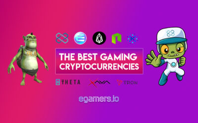 The Best Gaming Cryptocurrencies For 2020