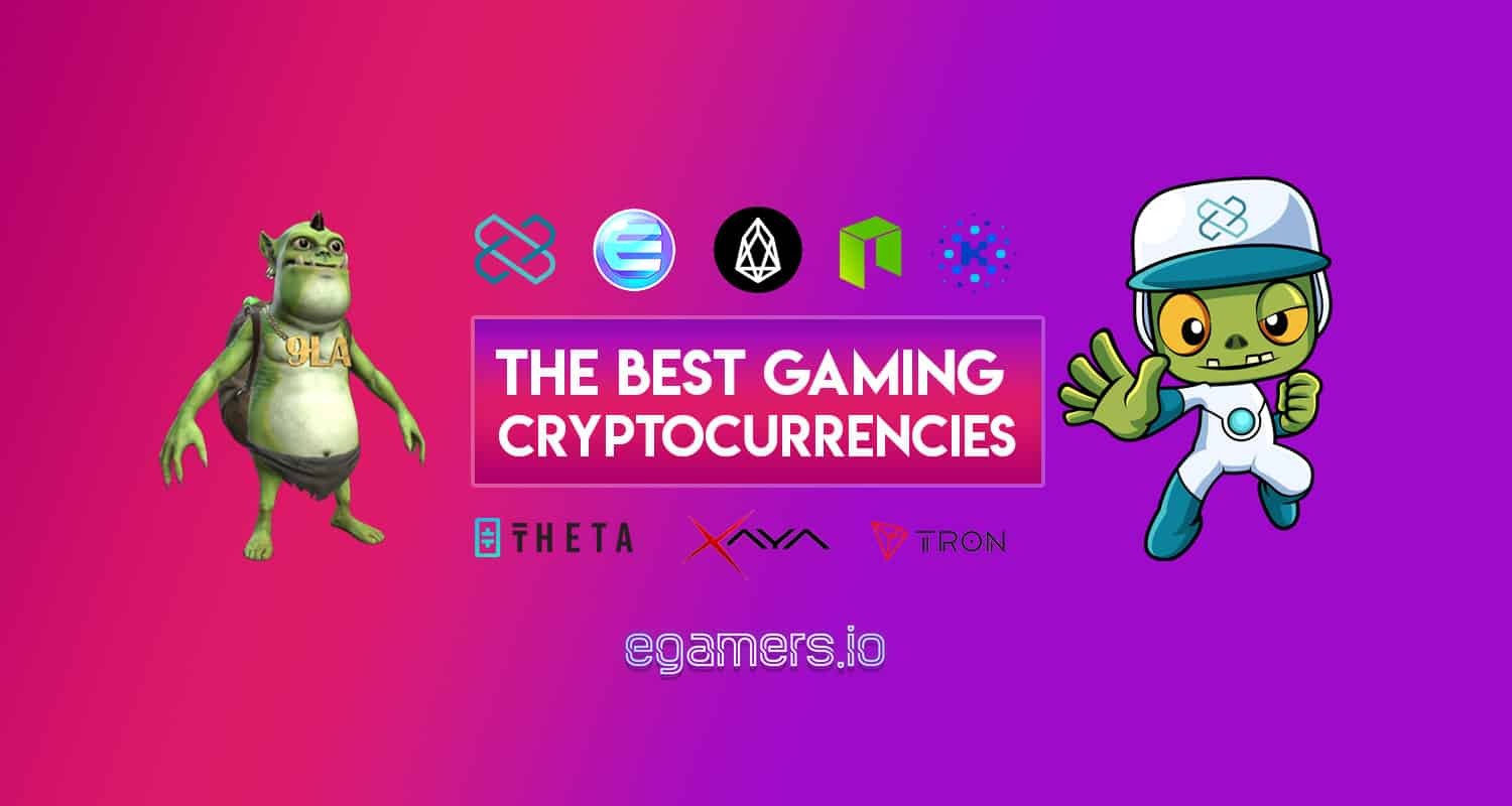 The best gaming cryptocurrencies