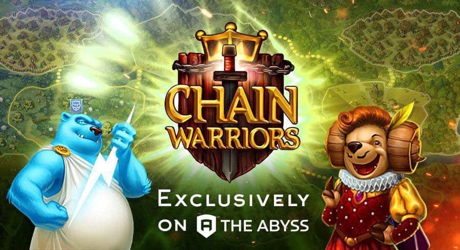 Chain warriors mmorpg game