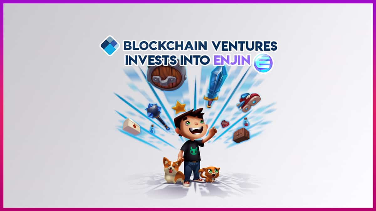 Blockchain.com invests in Enjin Coin