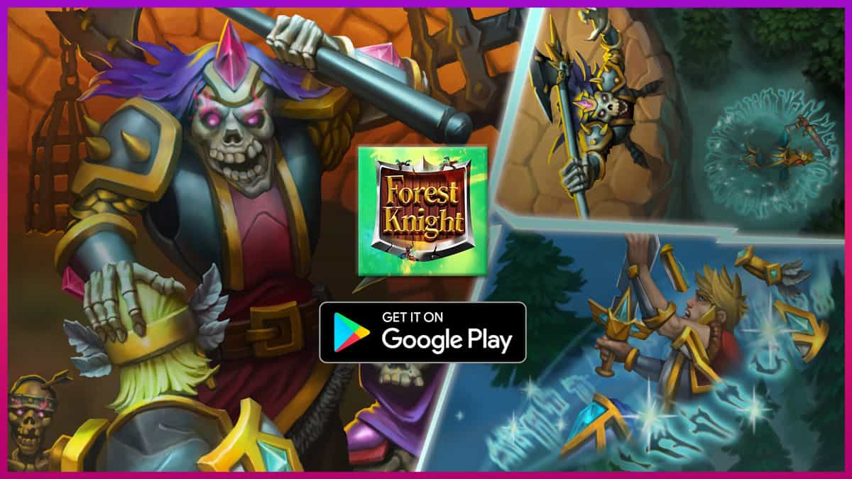 Forest Knight Early Access