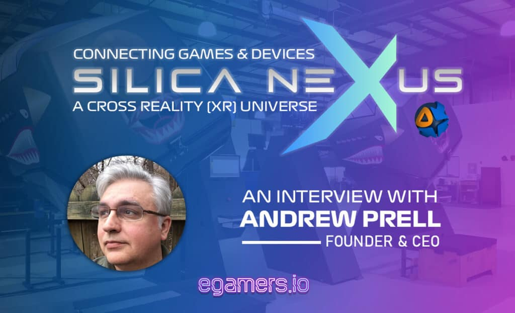 Interview with Andrew Prell from silica nexus