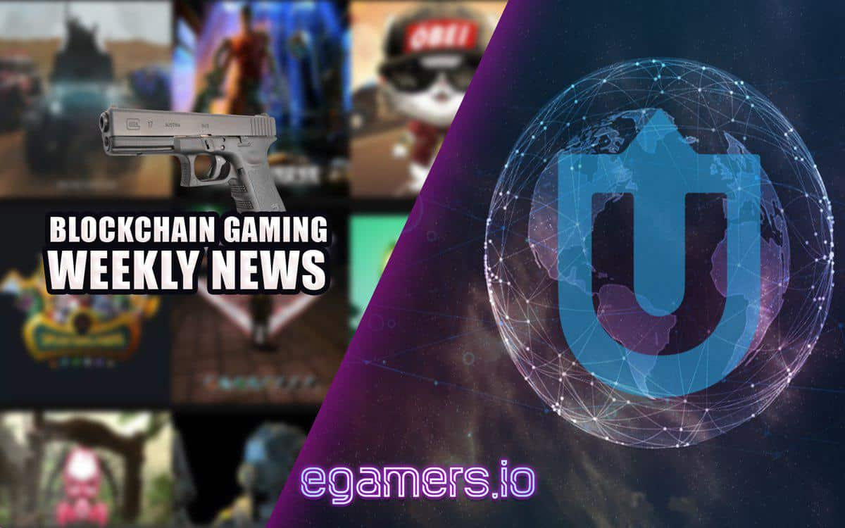 Weekly Blockchain Gaming News