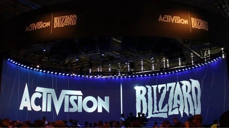Activision Blizzard blockchain games