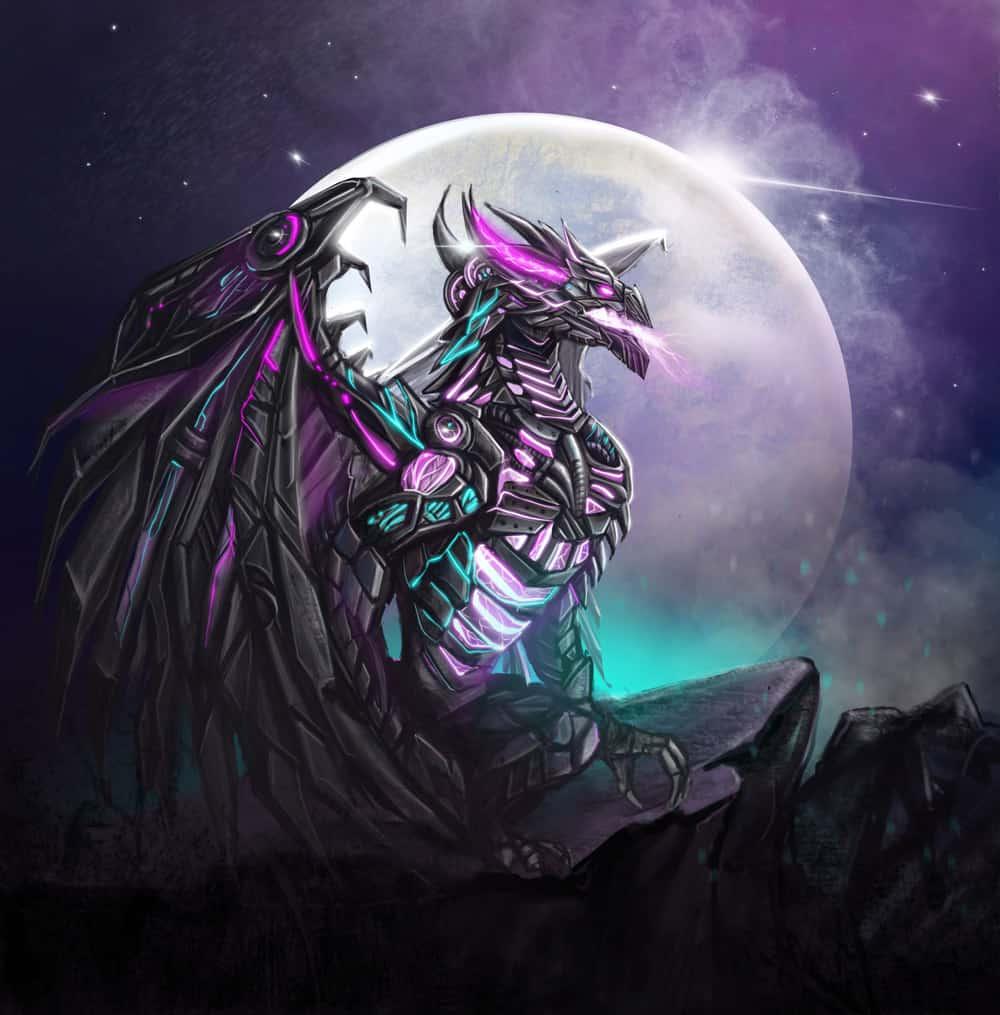 Auroda Dragon by egamers.io