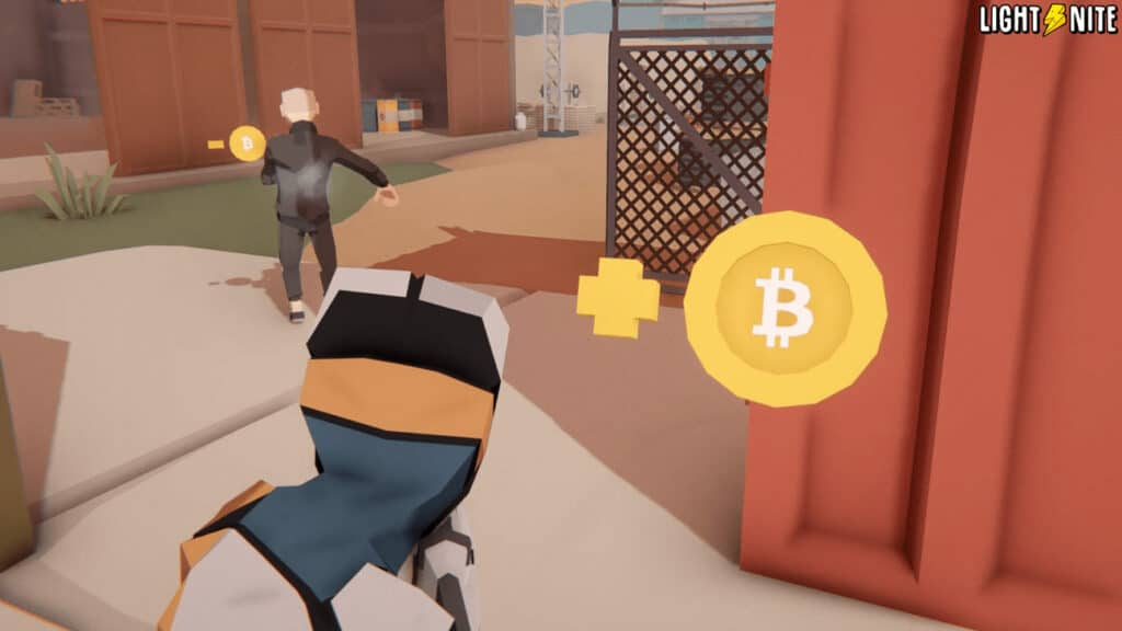 LightNite: Low Poly Battle Royal on Bitcoin