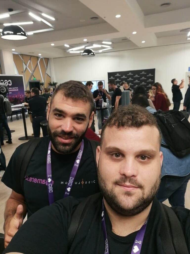 CGC EGAMERS EVENT
