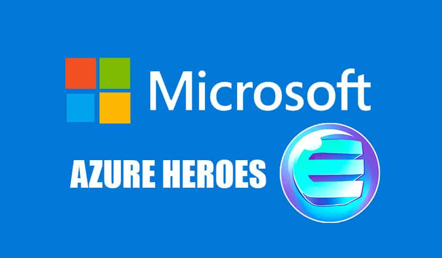 microsoft enjin azure heroes