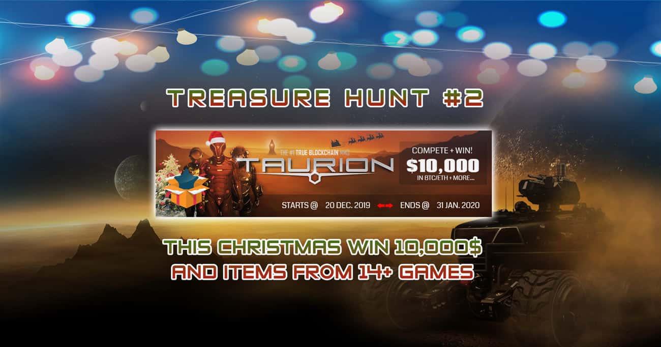 Taurion treasure hunt #2