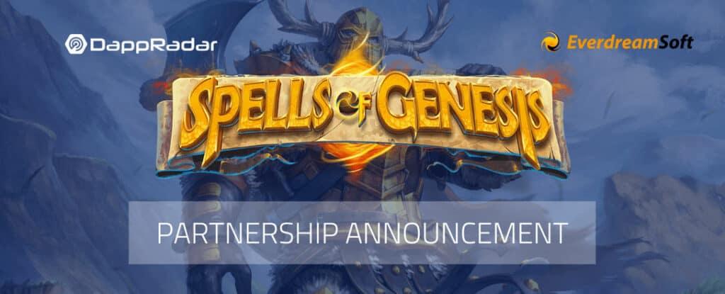 spells of genesis partnership