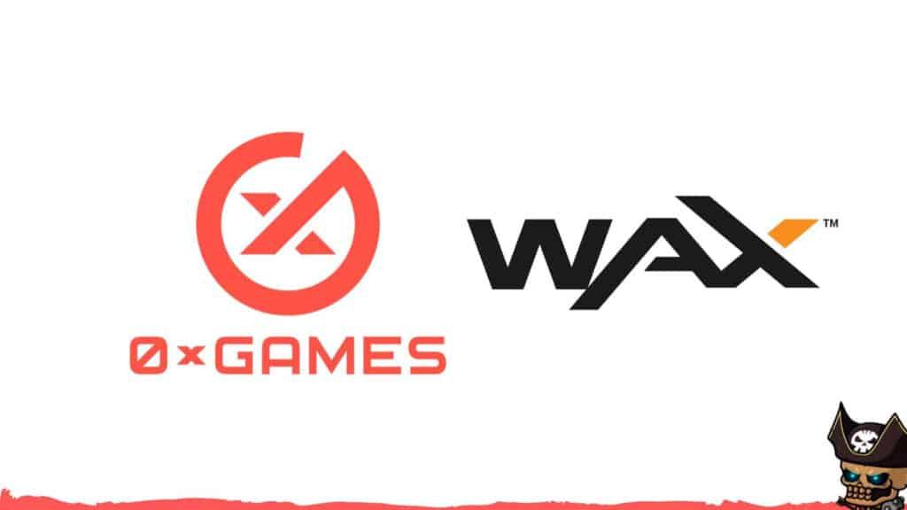0xgames wax blockchain