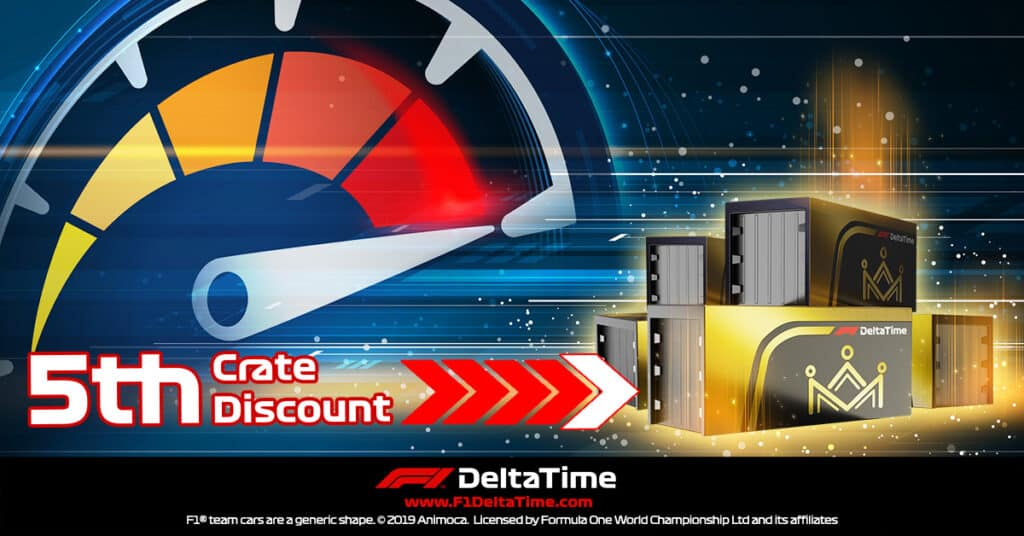 Players will receive a 5 discount on every 5th crate purchased from the same rarity tier
