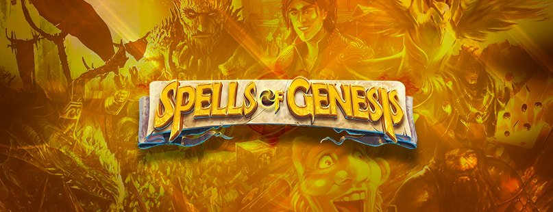 Spells of genesis  tcg game in egamers Best Trading Card Blockchain Games list.