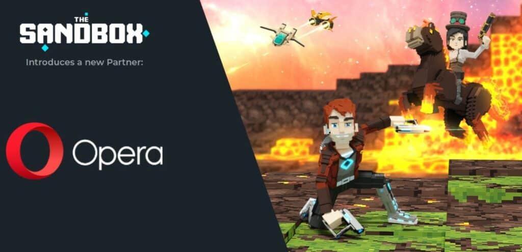 The Sandbox & Opera Browser