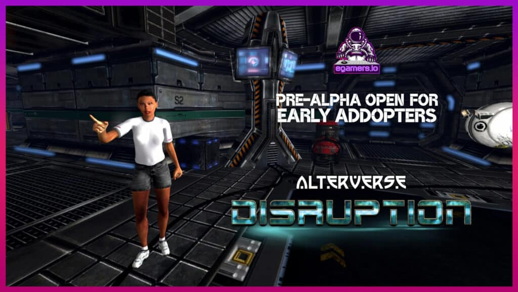 alterverse disruption early access