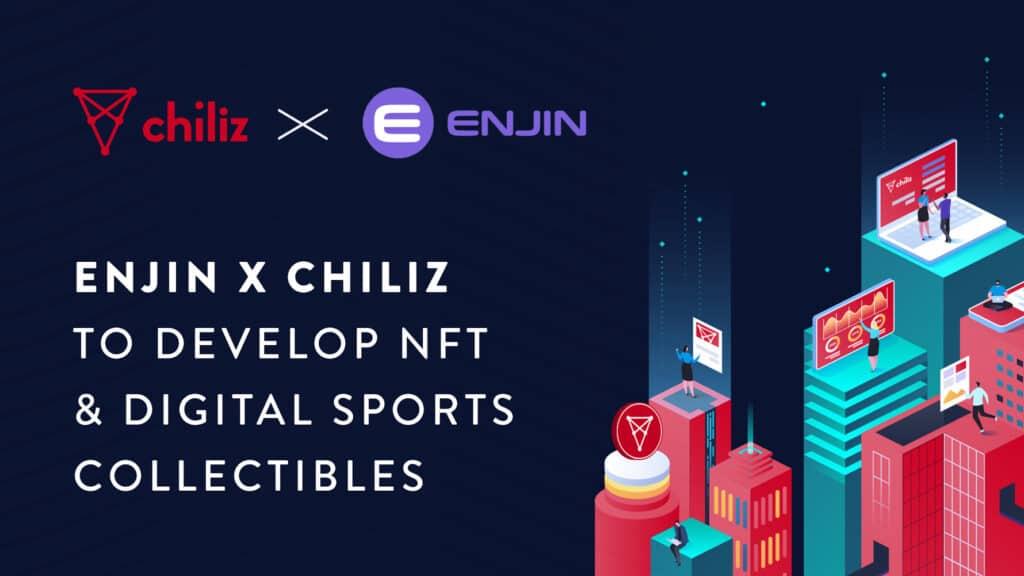 enjin chiliz partnership