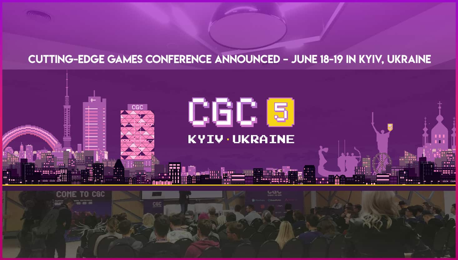 CGC Cutting-edge conference