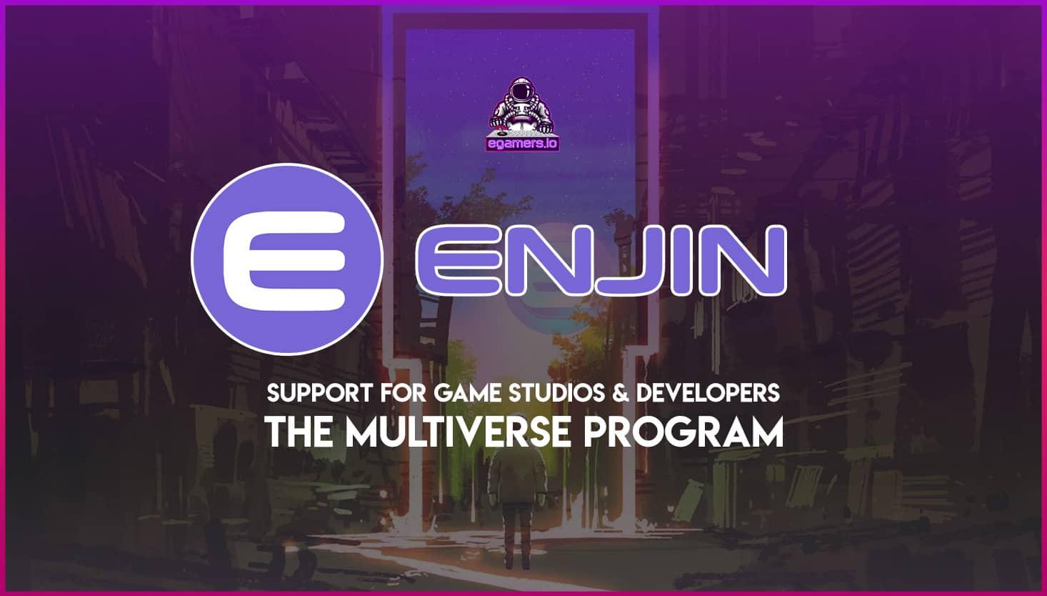 The Multiverse Program by Enjin