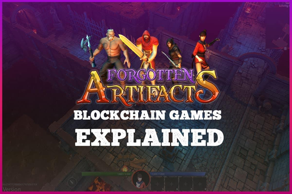 Forgotten Artifacts Review