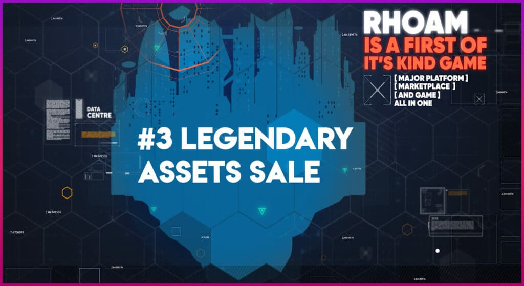 Rhoam genesis asset sale third