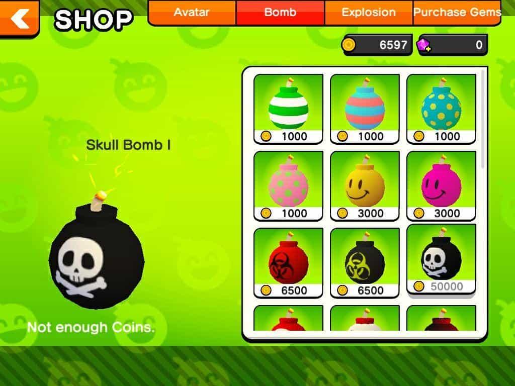 BpmbStar Bomb Shop BlockchainGames ERC721