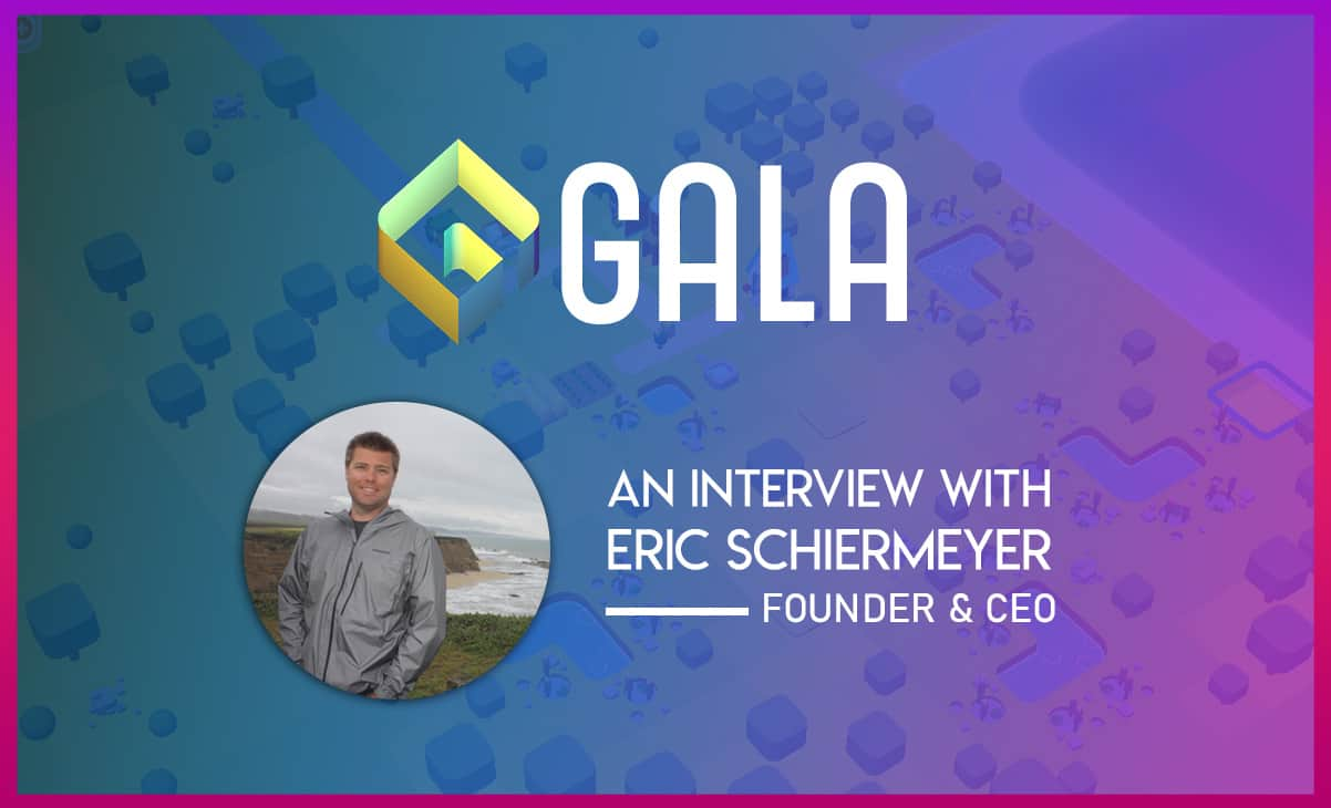 Interview With Eric Schiermeyer from GALA network