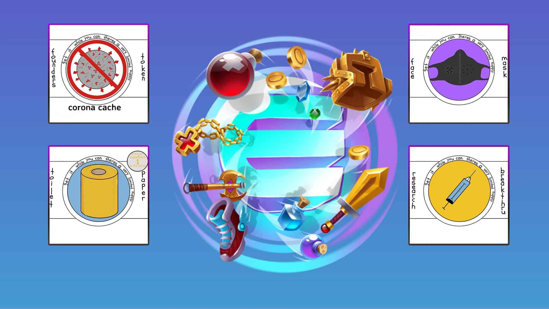anti corona virus collection